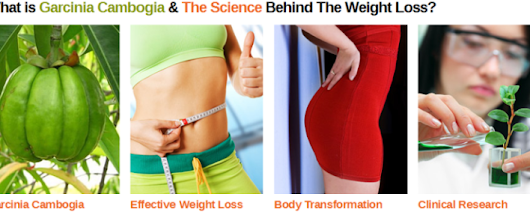 Garcinia Cambogia Weight Loss Extract for Women - Gud Health Tips