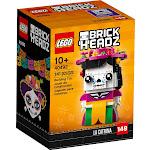 LEGO Holiday Brick Headz La Catrina Set #40492