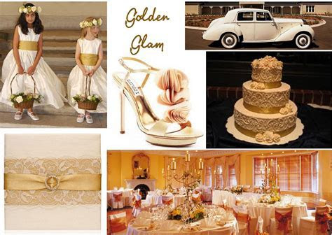 White and Gold Wedding Theme ? OOSILE