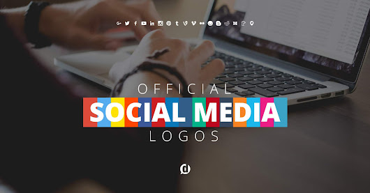 Social Media Logos 2017: Top 20 Networks Official Assets • Dustn.tv