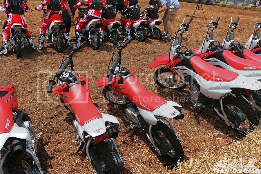 Junior Red Riders Bikes