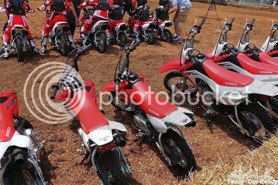 Junior Red Riders Bikes