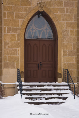 St. John's Ev. Lutheran Church, Mazomanie, Wisconsin