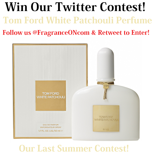FragranceON.com (FragranceONcom) on Twitter