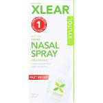 Xlear Natural Saline Nasal Spray - 0.75 fl oz dropper