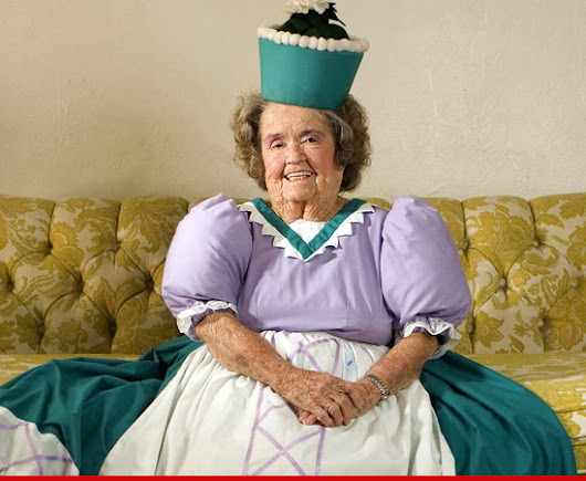 'Wizard of Oz' -- One of the Last Remaining Munchkins Dies