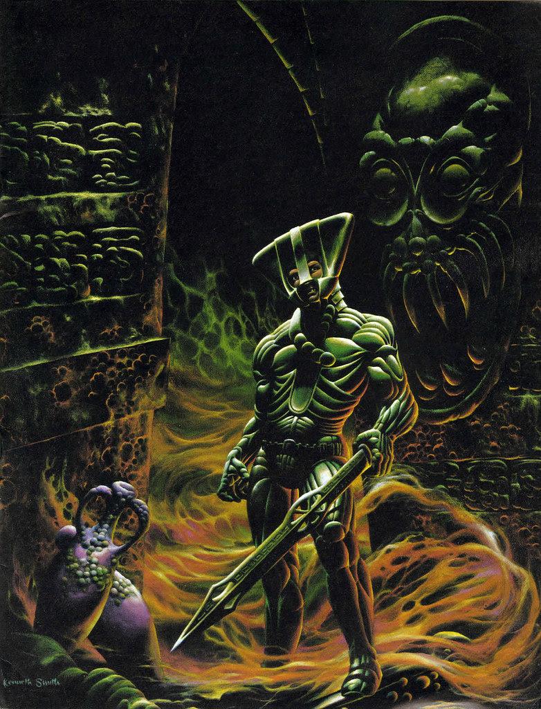 Kenneth Smith - Phantasmagoria 2 (front cover)
