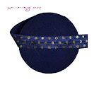 Costbuys Spandex-Band Hair-Tie Lace-Trim Bed-Making Foe Elastics Fold-Overold 5-Yard Human Hair