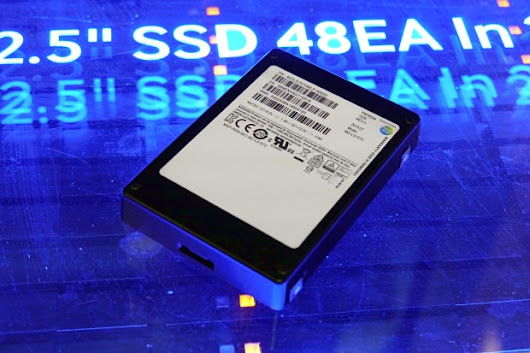 Samsung's monstrous 15TB SSD is now shipping | Ars Technica