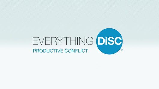 Introducing Everything DiSC Productive Conflict
