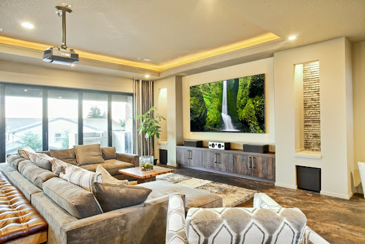 Life of Luxury - Advanced Home Automation Systems | Epic Electric