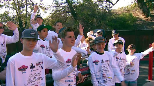 SoCal Jr. Bass Anglers Club inspire youth through fishing