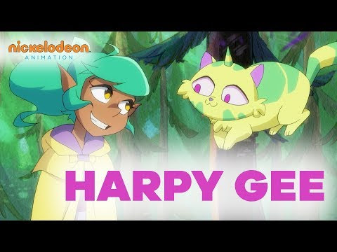Harpy Gee animated short.