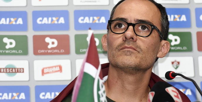pedro abad, presidente eleito, fluminense (Foto: Mailson Santana/Fluminense FC)