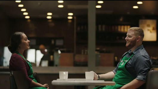 Starbucks TV Commercial, 'Military Commitment: Ask Better Questions' - Video