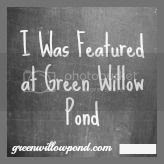 Green Willow Pond