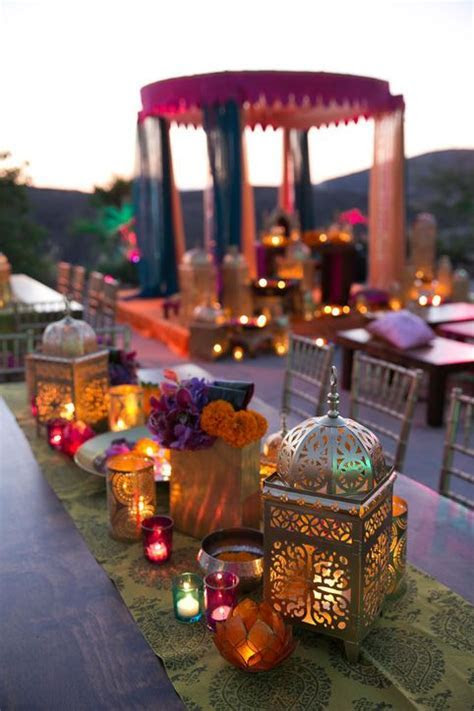 Moroccan Theme on Pinterest   Indian Wedding Decorations