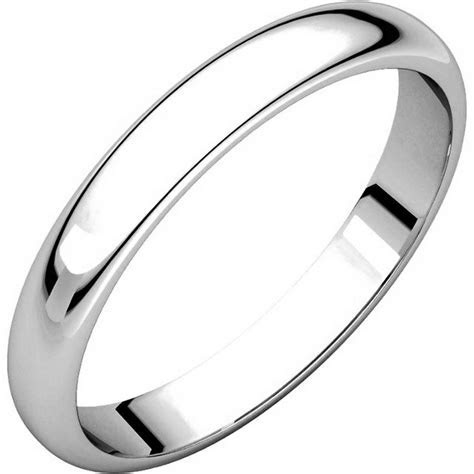 116801PP Platinum 4mm Wide His and Hers Wedding Ring
