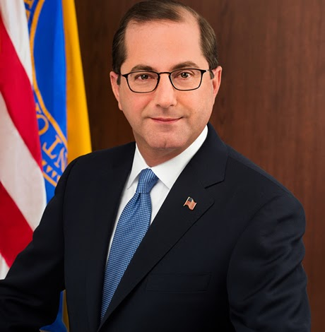 Trump's HHS secretary recognizes gays in HIV/AIDS speech. Secretary of Health & Human Services Alex ...