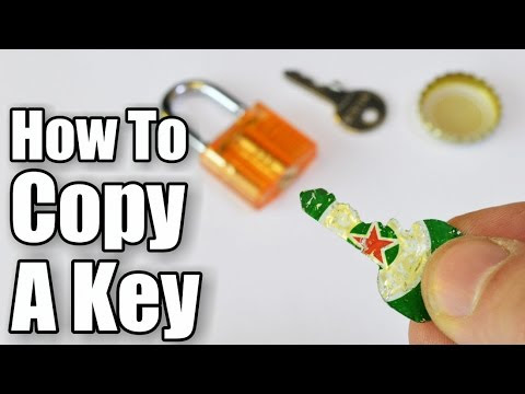 How To Copy A Key At Home In Under 5 Minutes