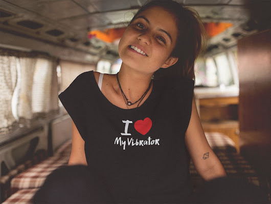 Now Available: I Love My Vibrator T-Shirts & Coffee Mug | I Love My Vibrators!