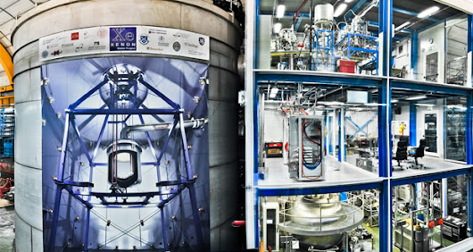 Dark matter detector's sensitivity confirmed