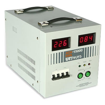 Как защитить домашнюю электропроводку стабилизатором напряжения