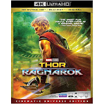 Thor: Ragnarok (4K/UHD + Blu-ray + Digital)
