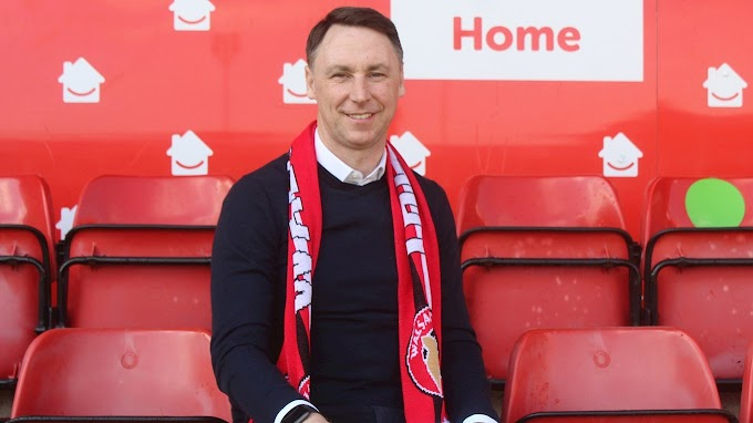 Jamie Fullarton 'Thoroughly Delighted' as He Becomes Walsall's New Technical Director