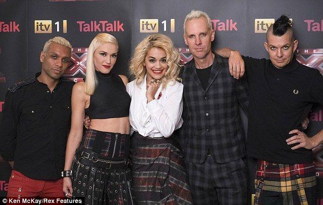The X Factor (UK) - November 2012, Rita Ora, No Doubt