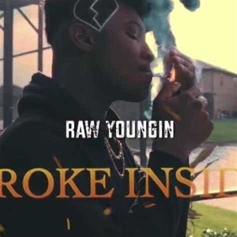 raw youngin broke  instrumental prod
