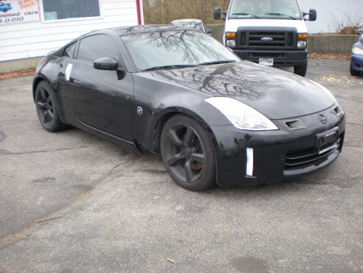 Used 2008 Nissan 350Z Base for Sale in Lafayette IN 47904 Best Buy Motors