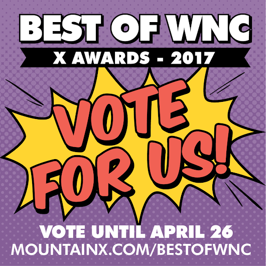 It's Time to Vote in the 2017 Best of WNC Poll!