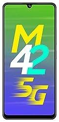 Samsung Galaxy M42 5G -  (Prism Dot Black, 8GB RAM, 128GB Storage)