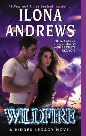 Kitap Yorumu: Wildfire   Ilona Andrews