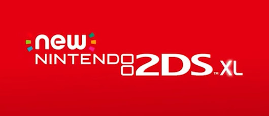 Nintendo Announces the New Nintendo 2DS XL Release Date & Price