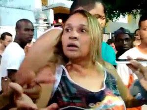 Cláudia Xavier de Castro, de 42 anos, (Foto: Egi Santana/G1)