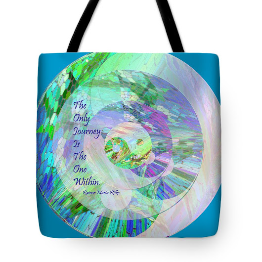 The Only Journey Tote Bag