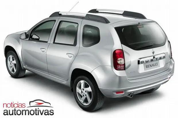 renault duster imagens brasileiras 5 Renault Duster: confira data de lançamento, preço, pontos fortes e outras informações