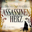 Assassinenherz: Der Schatz von Shalimar von Tanya Carpenter - Romantic Bookfan