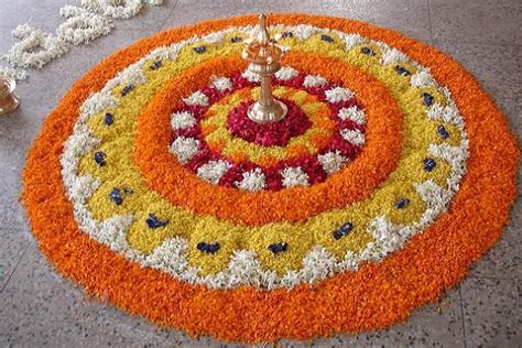 Kolam and Rangoli   Deepavali