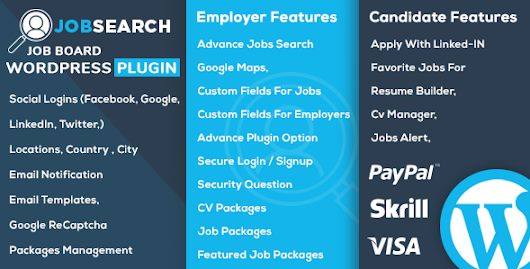 JobSearch WP Job Board WordPress Plugin - Theme88.Com – Free Premium Nulled Cracked Themes & Plugins & PHP Scripts and More