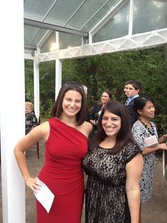 Jess an Emily wedding