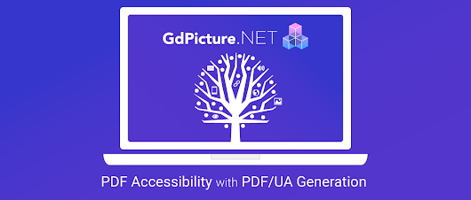 PDF Accessibility and PDF/UA Generation with GdPicture.NET
