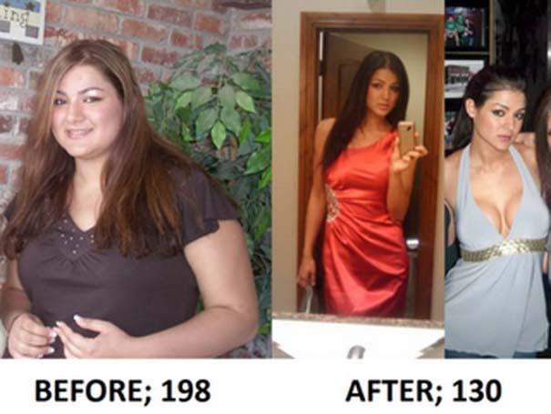 Εκπληκτικές μεταμορφώσεις γυναικών (26)