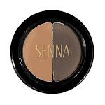 Senna Cosmetics Brow Shaper Duo - Ebony