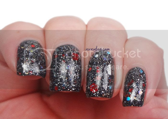 xoxoJen's swatch of My Ten Friends Galaxy of Terror