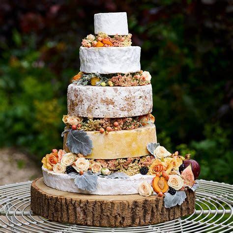 Grace Cheese Wedding Cake