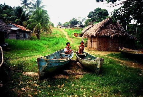 guatemala sur les barques