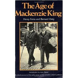 The Age of Mackenzie King
